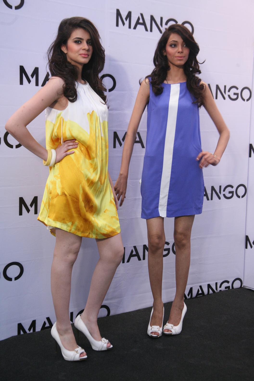 Mango Comes To Pakistan Launch Coverage Events Pakistan